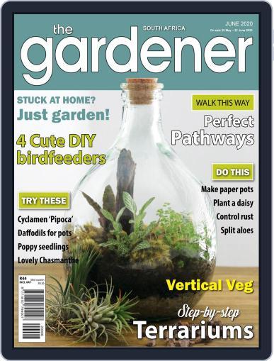 The Gardener June 1st, 2020 Digital Back Issue Cover