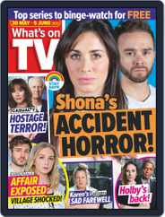 What's on TV (Digital) Subscription May 30th, 2020 Issue