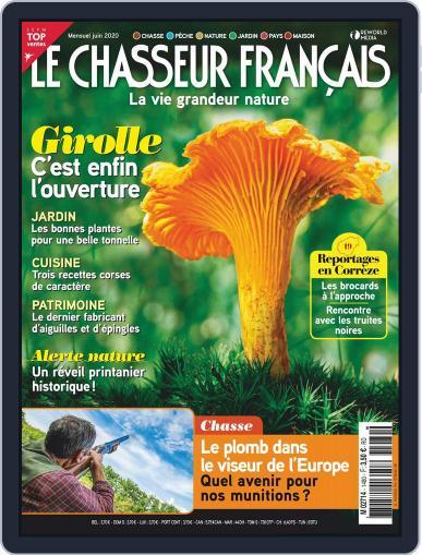 Le Chasseur Français June 1st, 2020 Digital Back Issue Cover