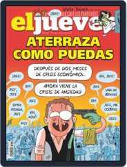 El Jueves (Digital) Subscription May 26th, 2020 Issue