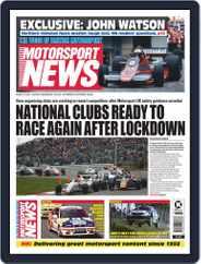 Motorsport News (Digital) Subscription May 27th, 2020 Issue