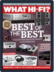 What Hi-Fi? Sound and Vision (Digital) Subscription July 1st, 2020 Issue