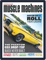 Hemmings Muscle Machines (Digital) Subscription July 1st, 2020 Issue