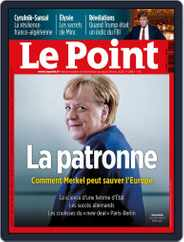 Le Point (Digital) Subscription May 28th, 2020 Issue