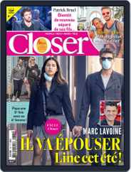 Closer France (Digital) Subscription May 29th, 2020 Issue