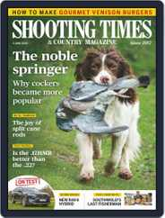 Shooting Times & Country (Digital) Subscription June 3rd, 2020 Issue