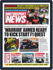 Motorsport News (Digital) Subscription June 3rd, 2020 Issue