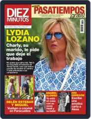Diez Minutos (Digital) Subscription June 10th, 2020 Issue