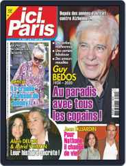 Ici Paris (Digital) Subscription June 3rd, 2020 Issue