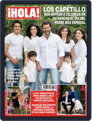 Hola! Mexico (Digital) Subscription June 18th, 2020 Issue