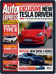 Auto Express (Digital) Subscription June 3rd, 2020 Issue
