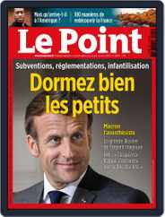 Le Point (Digital) Subscription June 4th, 2020 Issue