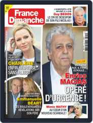 France Dimanche (Digital) Subscription June 5th, 2020 Issue