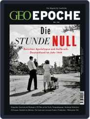 GEO EPOCHE (Digital) Subscription April 1st, 2020 Issue