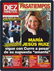 Diez Minutos (Digital) Subscription June 17th, 2020 Issue