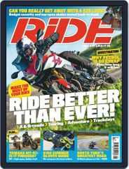 RiDE United Kingdom (Digital) Subscription August 1st, 2020 Issue