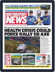 Motorsport News (Digital) Subscription June 10th, 2020 Issue