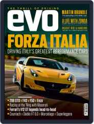 Evo (Digital) Subscription July 1st, 2020 Issue