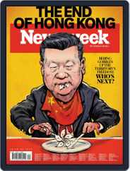 Newsweek Europe (Digital) Subscription June 19th, 2020 Issue