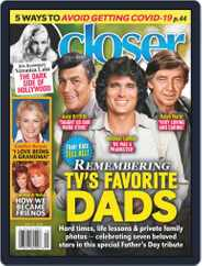 Closer Weekly (Digital) Subscription June 22nd, 2020 Issue