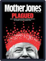 Mother Jones (Digital) Subscription July 1st, 2020 Issue