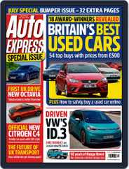 Auto Express (Digital) Subscription June 17th, 2020 Issue