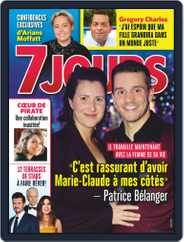 7 Jours (Digital) Subscription June 26th, 2020 Issue