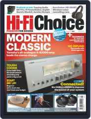 Hi-Fi Choice (Digital) Subscription July 1st, 2020 Issue