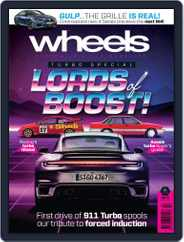 Wheels (Digital) Subscription July 1st, 2020 Issue