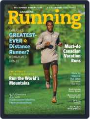 Canadian Running (Digital) Subscription July 1st, 2020 Issue