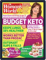 Woman's World (Digital) Subscription June 29th, 2020 Issue