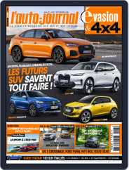 L'Auto-Journal 4x4 (Digital) Subscription July 1st, 2020 Issue