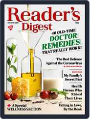 Reader's Digest India (Digital) Subscription June 2nd, 2020 Issue