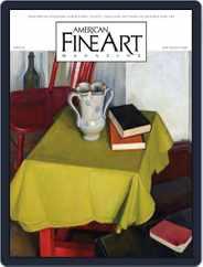 American Fine Art (Digital) Subscription July 1st, 2020 Issue