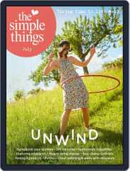 The Simple Things (Digital) Subscription July 1st, 2020 Issue