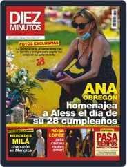 Diez Minutos (Digital) Subscription July 8th, 2020 Issue