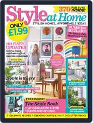 Style At Home United Kingdom (Digital) Subscription August 1st, 2020 Issue