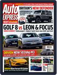 Auto Express (Digital) Subscription July 1st, 2020 Issue
