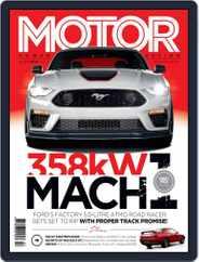 Motor Magazine Australia (Digital) Subscription July 1st, 2020 Issue