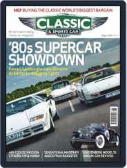 Classic & Sports Car (Digital) Subscription August 1st, 2020 Issue