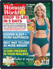 Woman's World (Digital) Subscription July 13th, 2020 Issue