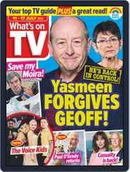 What's on TV (Digital) Subscription July 11th, 2020 Issue
