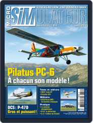 Micro Simulateur (Digital) Subscription July 1st, 2020 Issue
