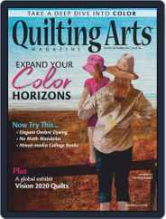 Quilting Arts (Digital) Subscription August 1st, 2020 Issue