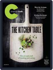 American Craft (Digital) Subscription June 1st, 2020 Issue