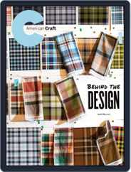 American Craft (Digital) Subscription April 1st, 2020 Issue