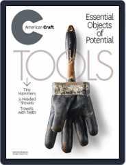 American Craft (Digital) Subscription December 1st, 2018 Issue