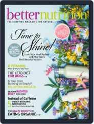 Better Nutrition (Digital) Subscription April 1st, 2019 Issue