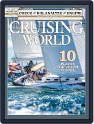 Cruising World (Digital) Subscription April 1st, 2019 Issue