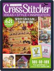 CrossStitcher (Digital) Subscription October 1st, 2019 Issue